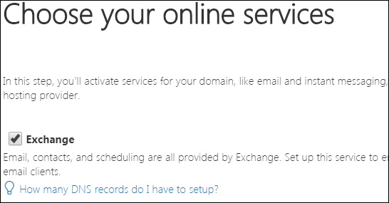 Adding a domain to Office 365 - Winhost