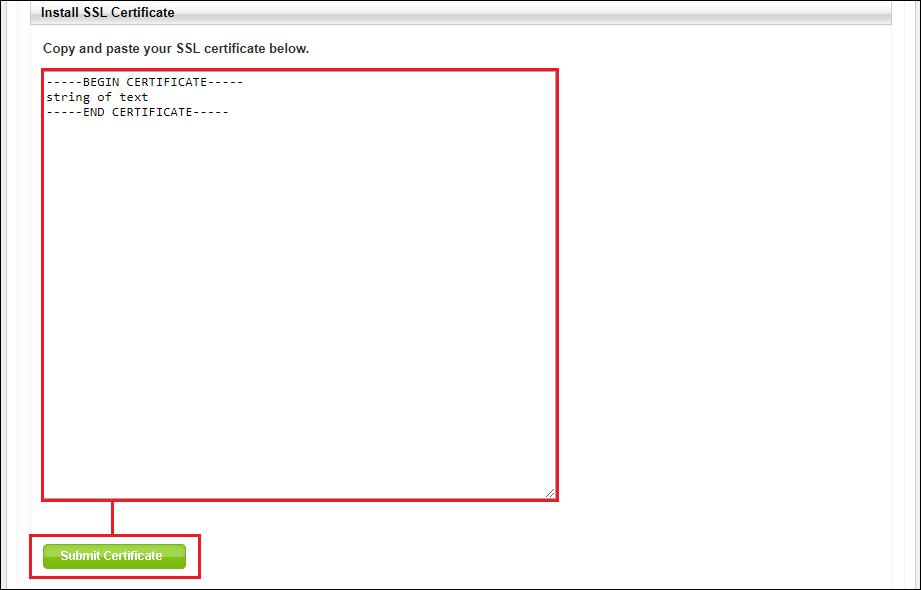 Order Or Renew A Ssl Certificate Winhost