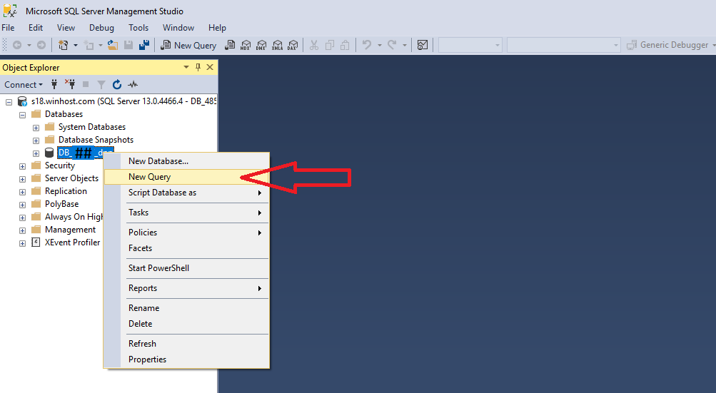 How to truncate your DNN event log table - Winhost